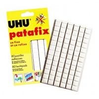 White Removable Pads 39125