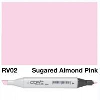 RV 02 SUGARED ALMOND PINK COPIC MARKER