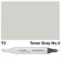 T 3 TONER GRAY COPIC MARKER