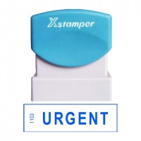 Self Ink Stamp - Urgent