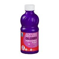 Lefranc & Bourgeois Glossy Acrylic Paint Violet