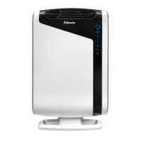 Fellowes Large Air Purifier Model - DX95