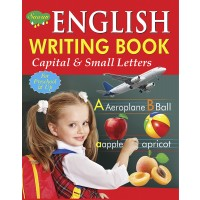 SAWAN-ENGLISH WRITING BOOK CAPITAL & SMALL LETTERS