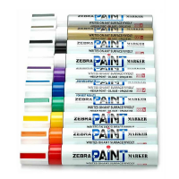 Paint Marker Zebra (M) Point