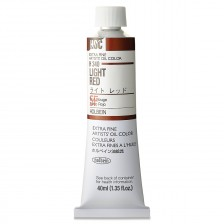 Holbein Artists' Oil Colors Light Red 40ml