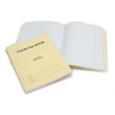 Notebook10mm Squared 120 Pages