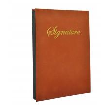 Signature book (FIS) - 18 Division Plain