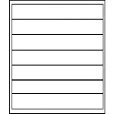 MULTI PURPOSE WHITE LABEL-192X38-FSLA7-100
