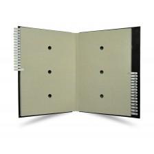 Signature book (FIS) - 1 to 31