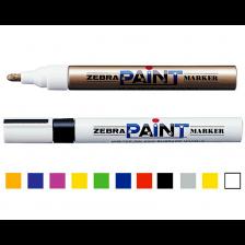 Paint Marker Zebra (M) Point