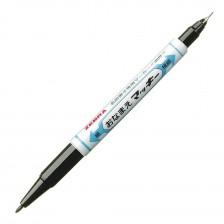 Pen Zebra Twin Marker - Black (B-Yyts7-Bk)