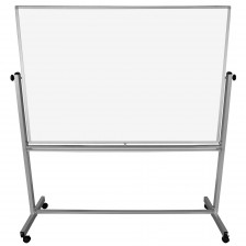 Whiteboard (90X120)cm with Stand