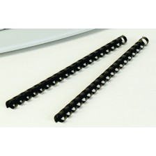 Comb Binding Spiral 25mm Plastic