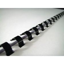 Comb Binding Spiral 18mm Plastic