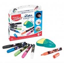 Maped Creativ Board Essentials MultSurface Kit