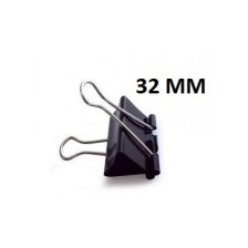 Binderclip 32mm
