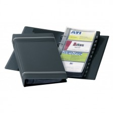 Business Card File Durable Visifix A5 Size 200 CARD