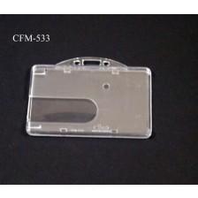 533 ACRYLIC MAT ID HOLDER