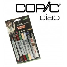 COPIC ciao Set 5+1 Vampire Knight