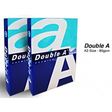 A3 DoubleA 80gsm Paper