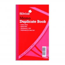 Duplicate Book Silvine 601