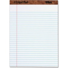 Legal Writing Pad A4 size White