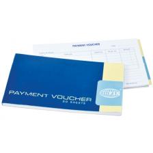 Payment Voucher 50 Sheets