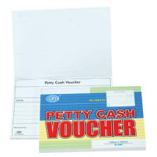 Petty cash Voucher FSCLP8 A6