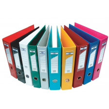 Boxfile (FIS) Fullscap size narrow 4cm pvc - Colour