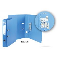 Boxfile (FIS) Fullscap size narrow 4cm pvc - Colour