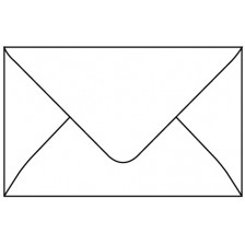 Envelope White 7.5*5 inches