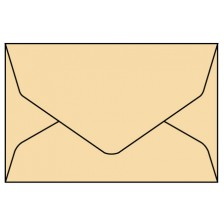 Envelope Brown 6*4 inches