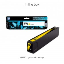 Hp-971 Yellow