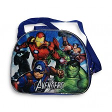 Trolley Bag 15 inches Avengers (BAG + Lunch Bag + Pencil pouch)