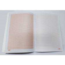 Graph Book A4 size 40sheets