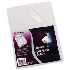 2 Side Open Rexel Cutflush Folder PFC/A4
