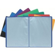Display Book 20 Pockets A4 Size