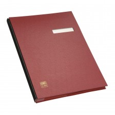 Signature Book Elba (41403) - 20 Divisions Plain