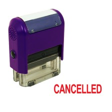 Self Ink Stamp - Cancelled