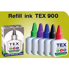 Stamp Pad Ink TEX Green 900