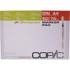 Transotype Marker Pads - A4 Size - Pkt of 50 sheets