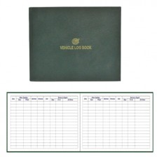 Vehicle Log Book (FIS) English