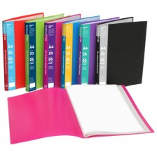 Display Book 40 Pockets A4 Size
