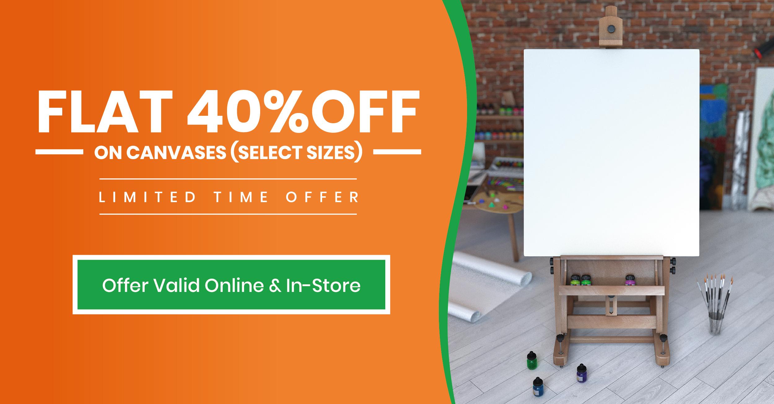 Canvas Promotion
