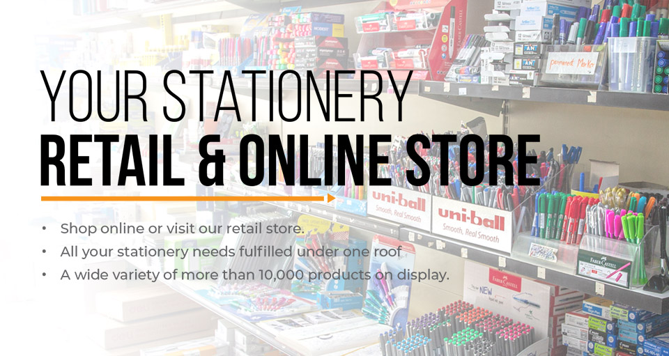 Retail & Online Store