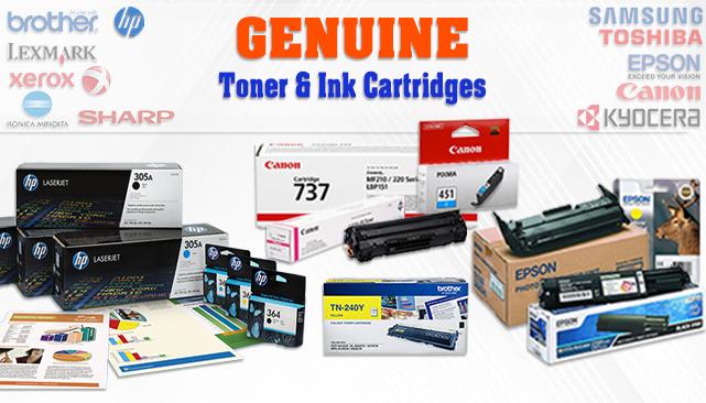 Toners & Inks
