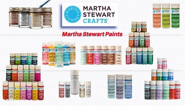Martha Stewart Paints