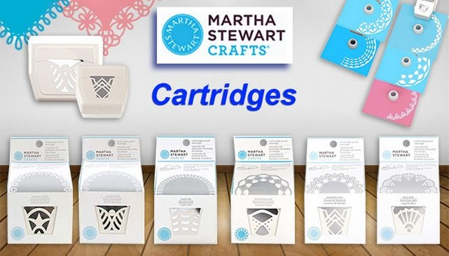 Martha Stewart Cartridges